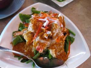 Chu Chee Shrimp
